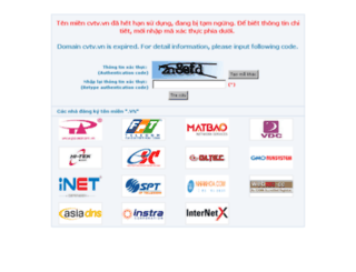 cvtv.vn screenshot