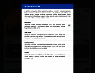 cvut.cz screenshot