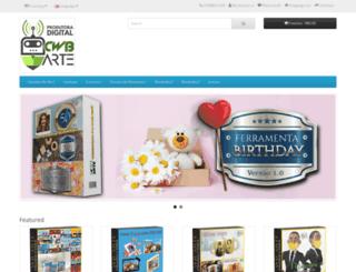 cwbarte.com.br screenshot