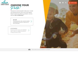 cwcu.org screenshot