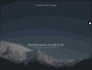 cwebdesign.com screenshot