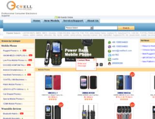 cwell-hk.com screenshot