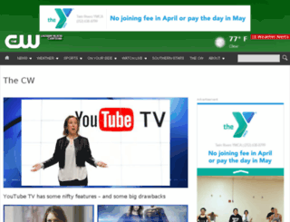 cwenc.com screenshot