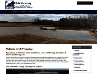 cwgrading.biz screenshot