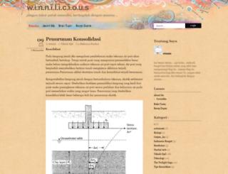 cwienn.wordpress.com screenshot