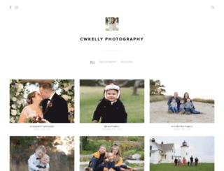 cwkellyphotography.pixieset.com screenshot