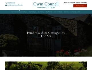 cwmconnell.co.uk screenshot