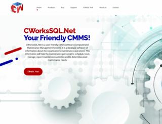 cworkssystems.com.au screenshot