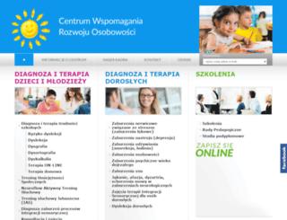 cwro.edu.pl screenshot