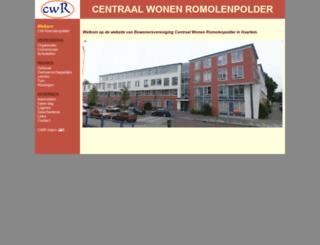 cwrom.nl screenshot