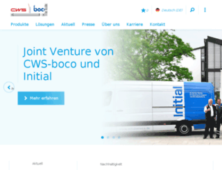 cws-boco.de screenshot