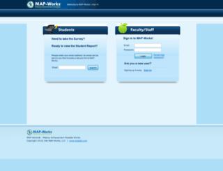 cwu.map-works.com screenshot