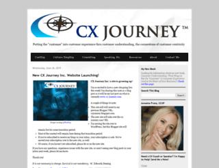 cxjourney.blogspot.com screenshot