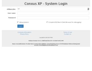 cxp.pdhi.com screenshot
