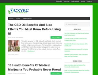 cxyrc.com screenshot