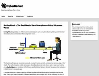cyber-berkut.net screenshot