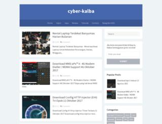 cyber-klba.blogspot.com screenshot