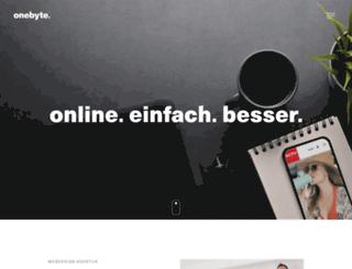 cyber-mobbing.ch screenshot