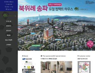 cyber-modelhouse.net screenshot