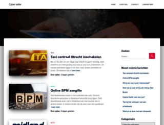 cyber-seller.nl screenshot