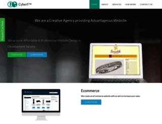 cyber1.in screenshot