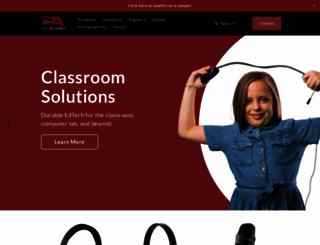 cyberacoustics.com screenshot