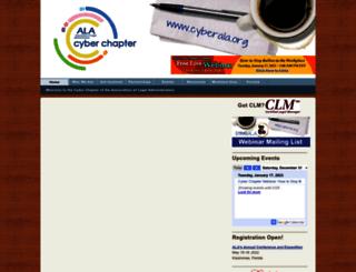 cyberala.org screenshot