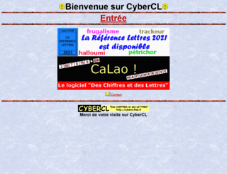 cybercl.free.fr screenshot