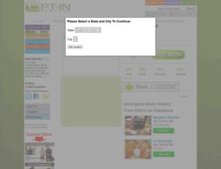 cybercoupons.com screenshot