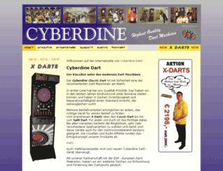 cyberdine.at screenshot