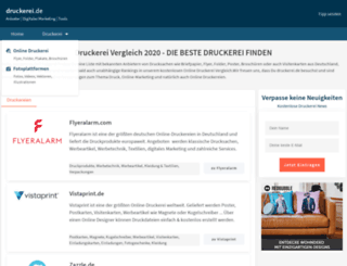 cyberhafen.de screenshot