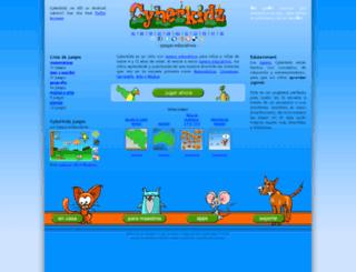 cyberkidz.pe screenshot