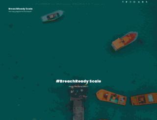 cybermancave.co.uk screenshot