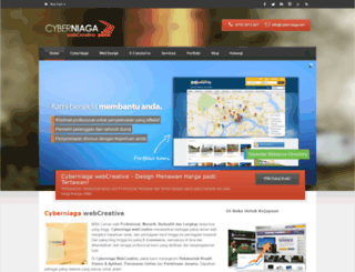 cyberniaga.net screenshot