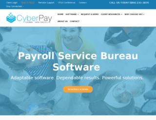 cyberpayonline.com screenshot