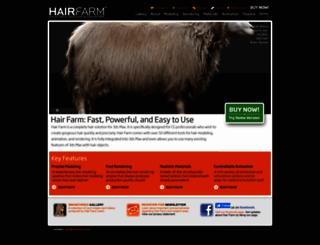 cyberradiance.com screenshot