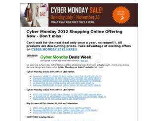 cybersaveprice.com screenshot