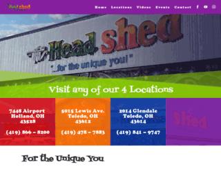 cybershed.com screenshot