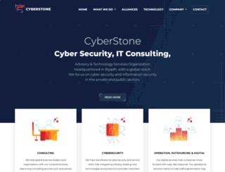 cyberstone.me screenshot