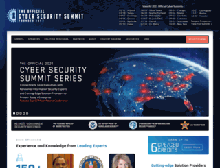 cybersummitusa.com screenshot
