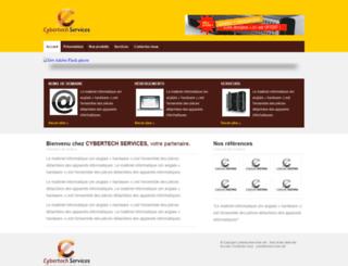 cybertechservices.net screenshot