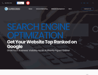 cybertegic.com screenshot
