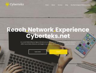 cyberteks.net screenshot