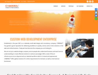 cyberxel.com screenshot