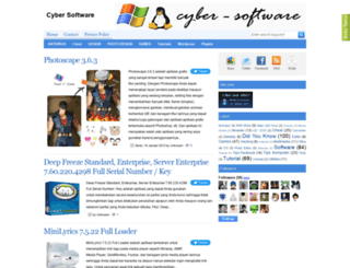 cyberxskyfire.blogspot.com screenshot