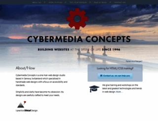 cybmed.com screenshot