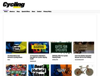 cyclegeezer.com screenshot