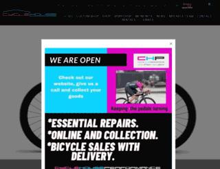 cyclehouse.com.au screenshot