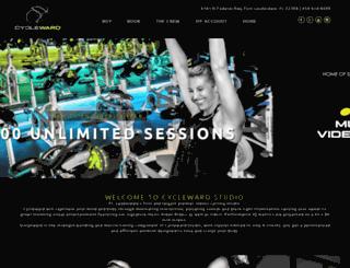 cyclewardstudio.liveeditaurora.com screenshot