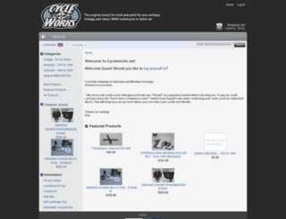 cycleworks.net screenshot